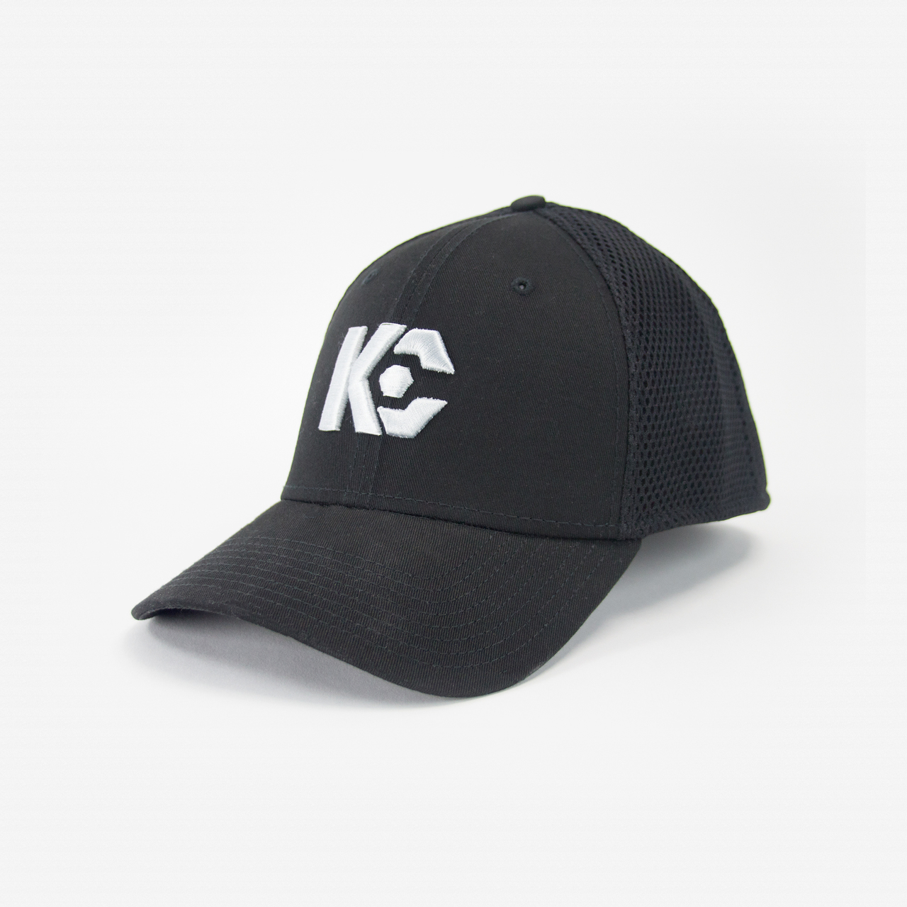 KC Tool New Era 39THIRTY Hat w/ Mesh Back - KC Tool