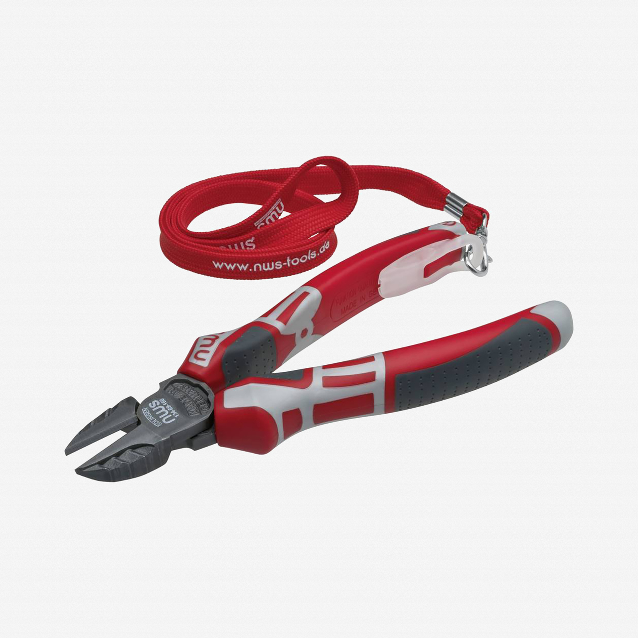 "NWS 819-1 System Clip with Lanyard, 17.75"" - KC Tool"