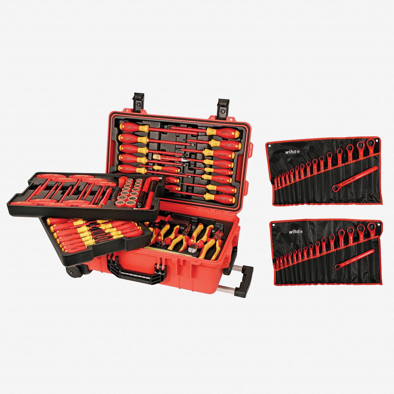 Wiha 32801 112 Piece Insulated Master Set - KC Tool