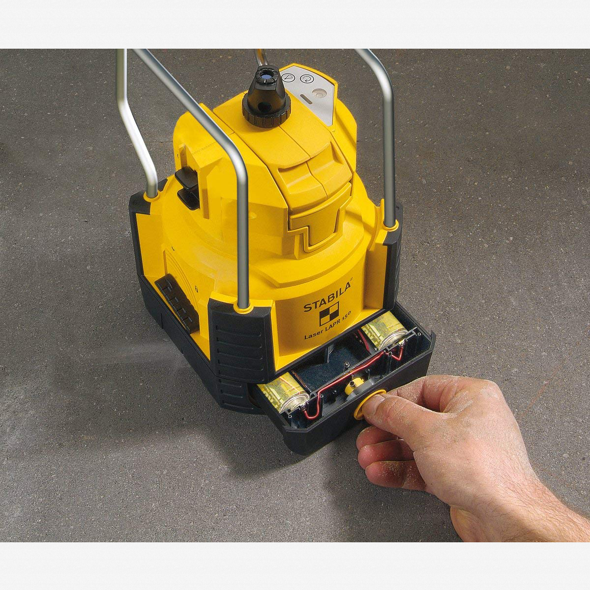 Stabila 05155 LAPR 150 Res-Con Rotating Laser - KC Tool