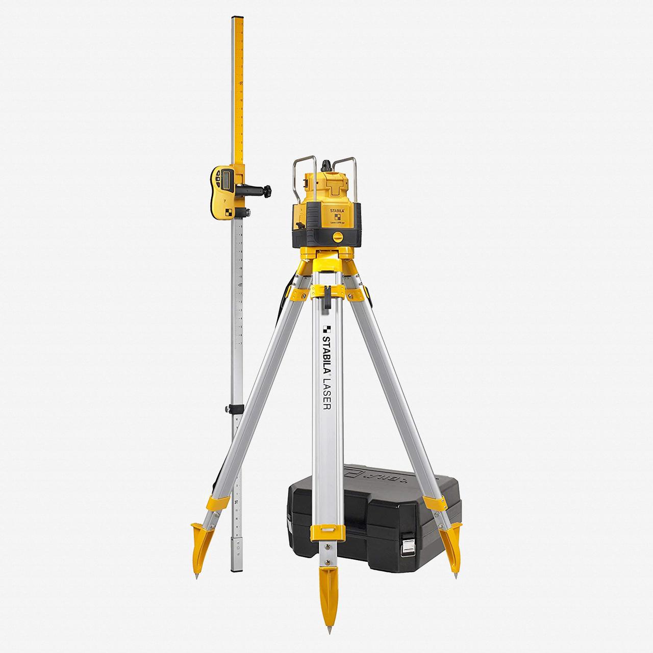 Stabila 05155 LAPR 150 Res-Con Rotating Laser - KC Tool