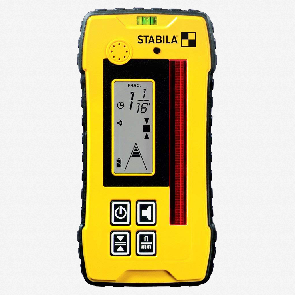 Stabila 05700 LAR 350 Dual Slope Rotating Interior/Exterior Laser Kit - KC Tool