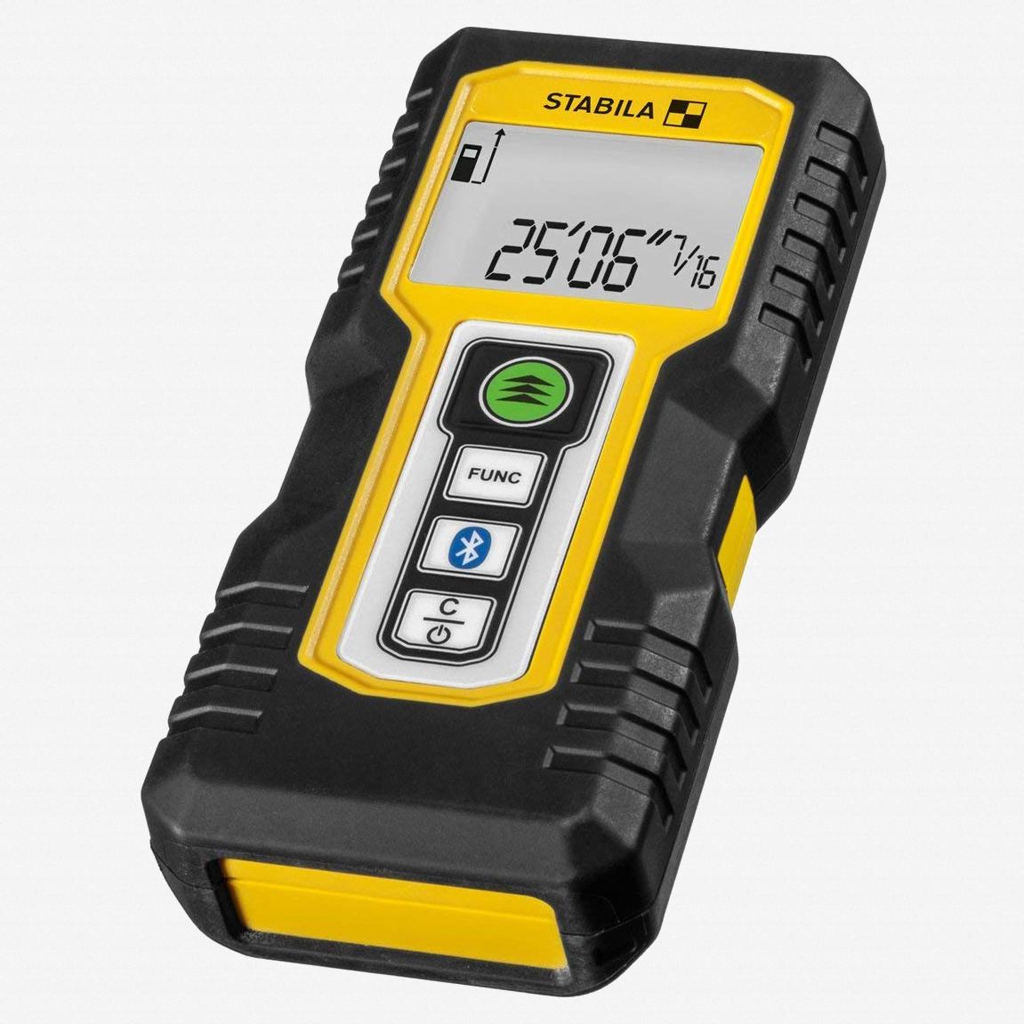 Stabila 06250 LD 250BT 165ft Bluetooth Laser Distance Measurer - KC Tool