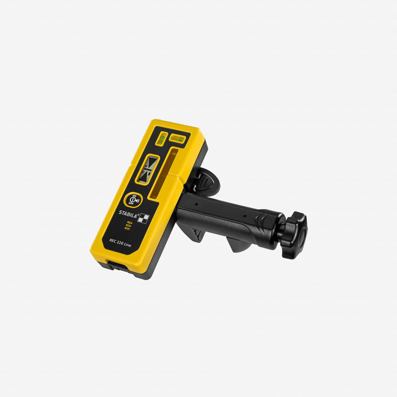 Stabila 07335 REC 220 Laser Line Receiver with Bracket - KC Tool