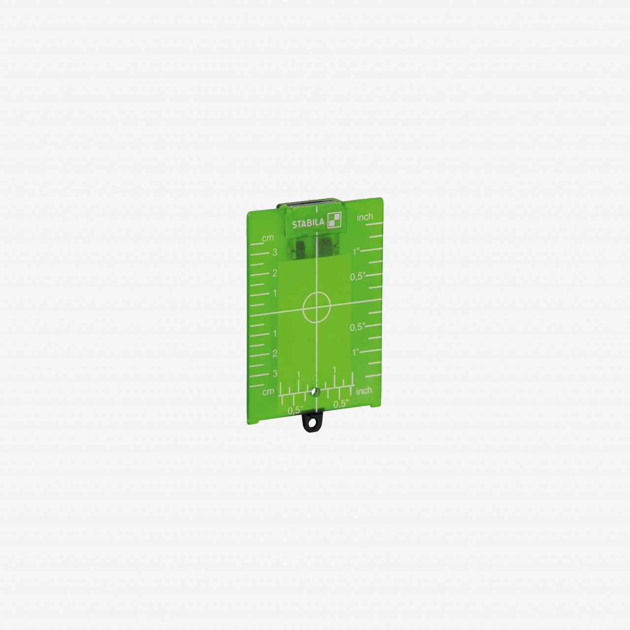 Stabila 07442 Magnetic Ceiling Target Plate, Green - KC Tool