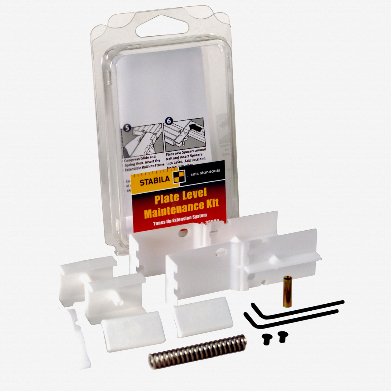 Stabila 33000 Maintenance Kit for Plate and XTL Levels - KC Tool