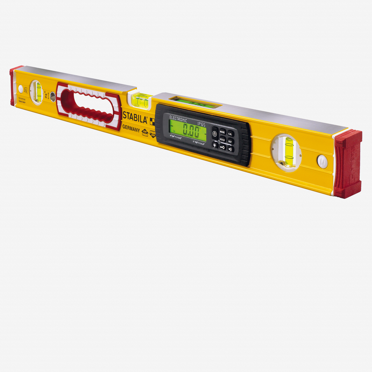 "Stabila 36524 Type 196-2 Digital TECH Level with Case, 24"" - KC Tool"