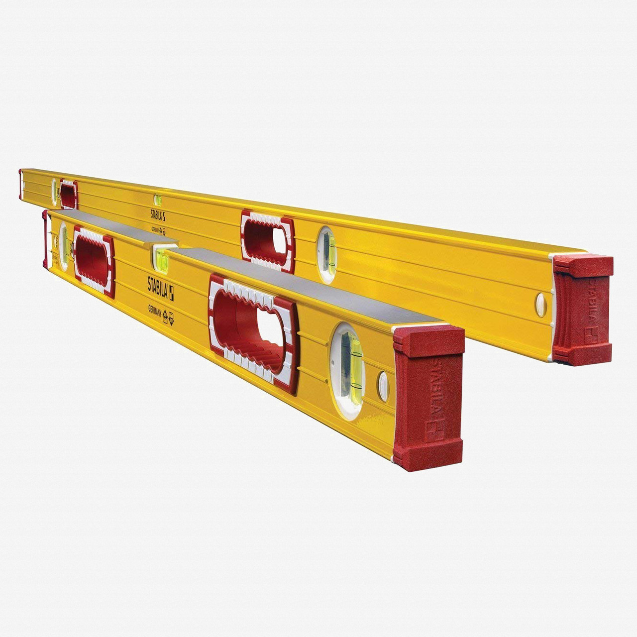 "Stabila 37832 Type 196 Heavy Duty, 2 Level Remodeler Set, 58""/32"" - KC Tool"