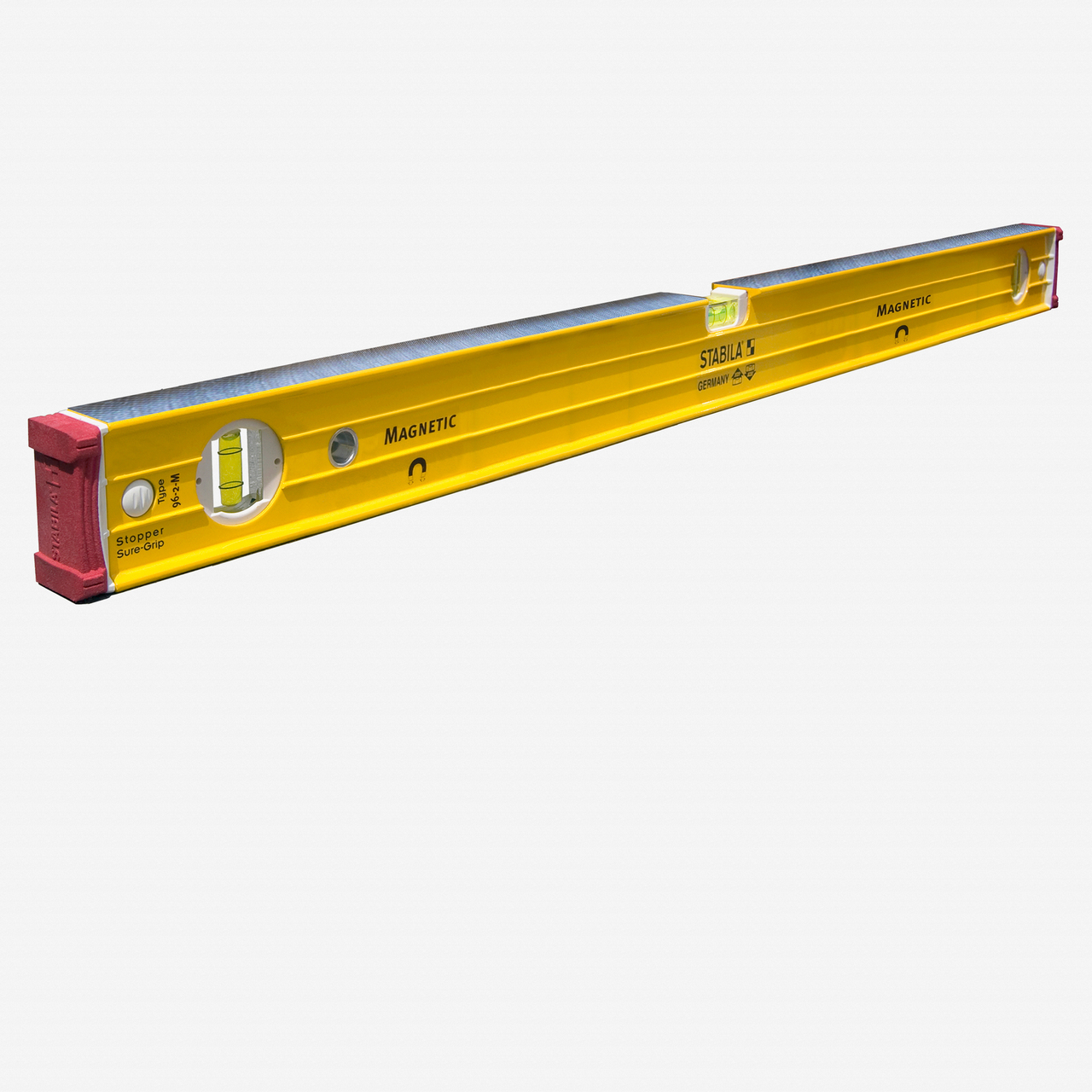 "Stabila 38636 Type 96M Magnetic Level, 36"" - KC Tool"