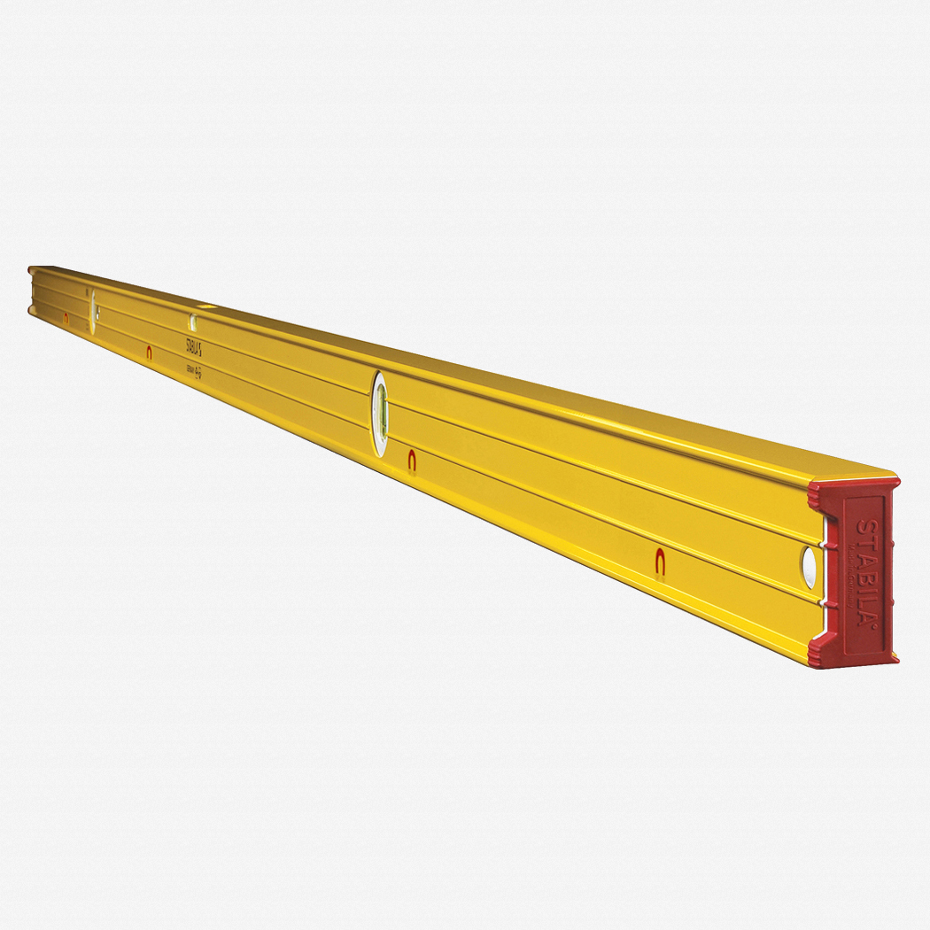 "Stabila 38696 Type 96M Magnetic Level, 96"" - KC Tool"