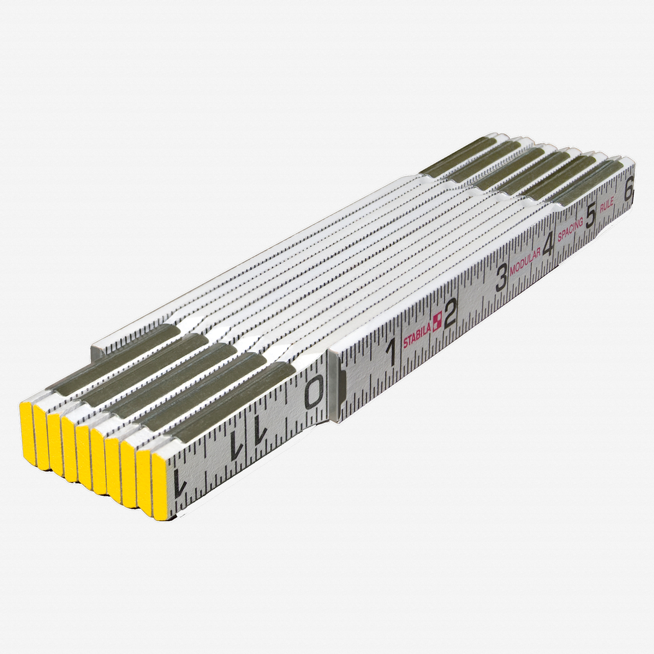 Stabila 80010 Type 600 Modular Spacing Folding Ruler - KC Tool