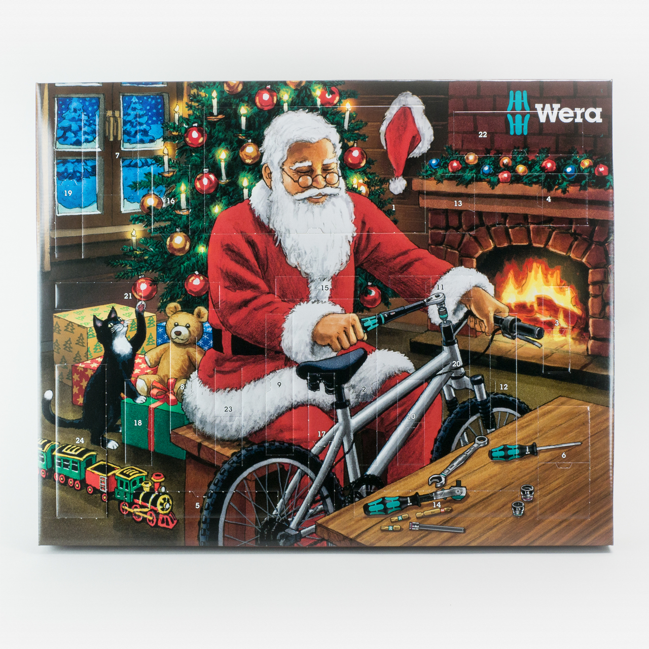 Wera Advent Calendar 2018 - KC Tool