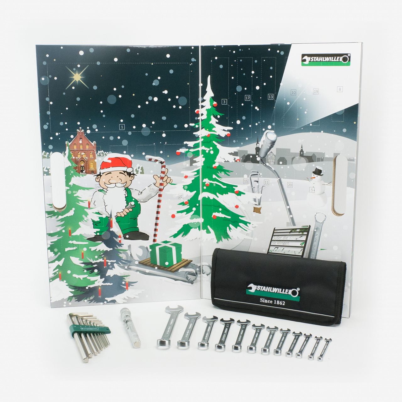 Stahlwille Advent Calendar 2018 - KC Tool