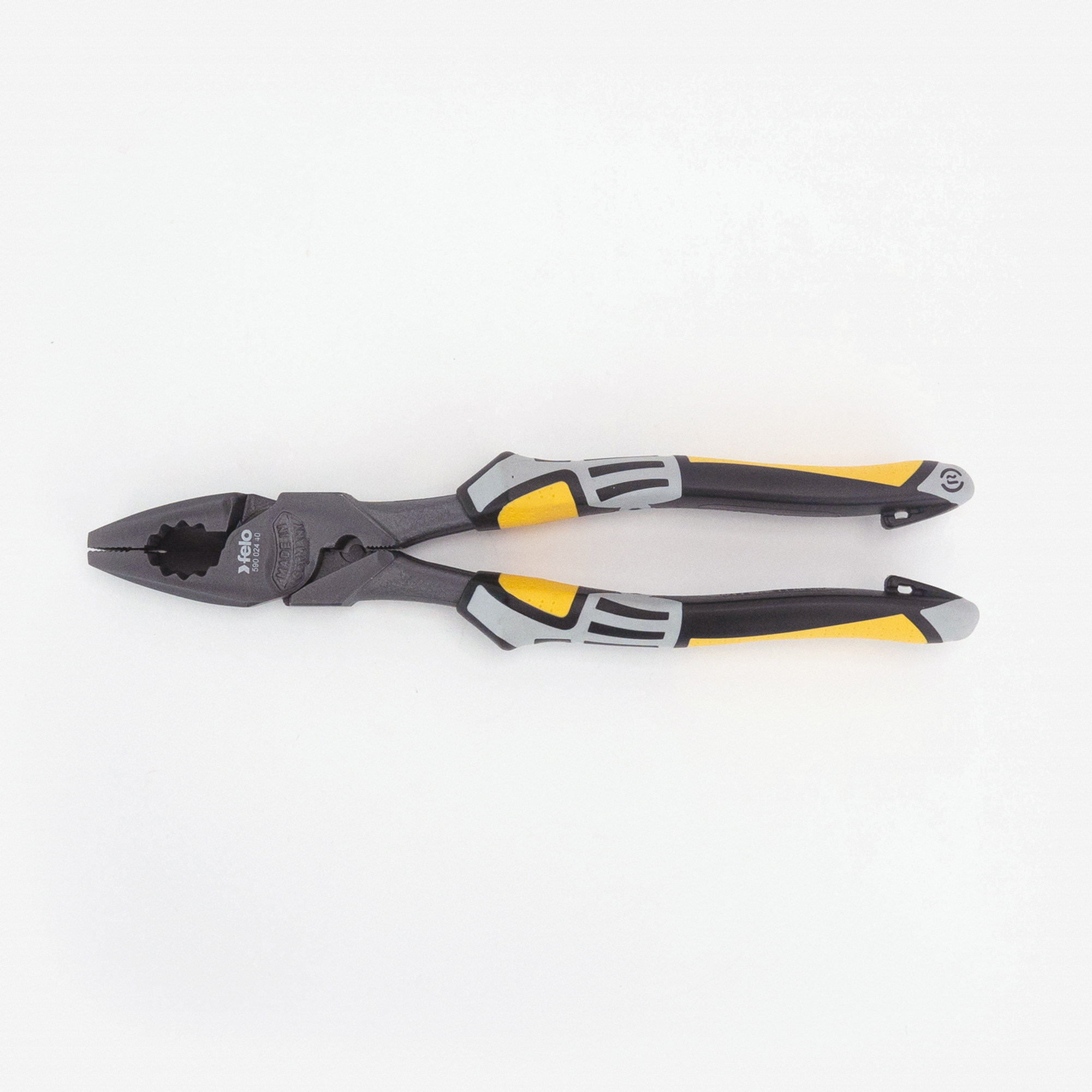 "Felo 63817 High Leverage Lineman's Pliers, 9.5"" - KC Tool"
