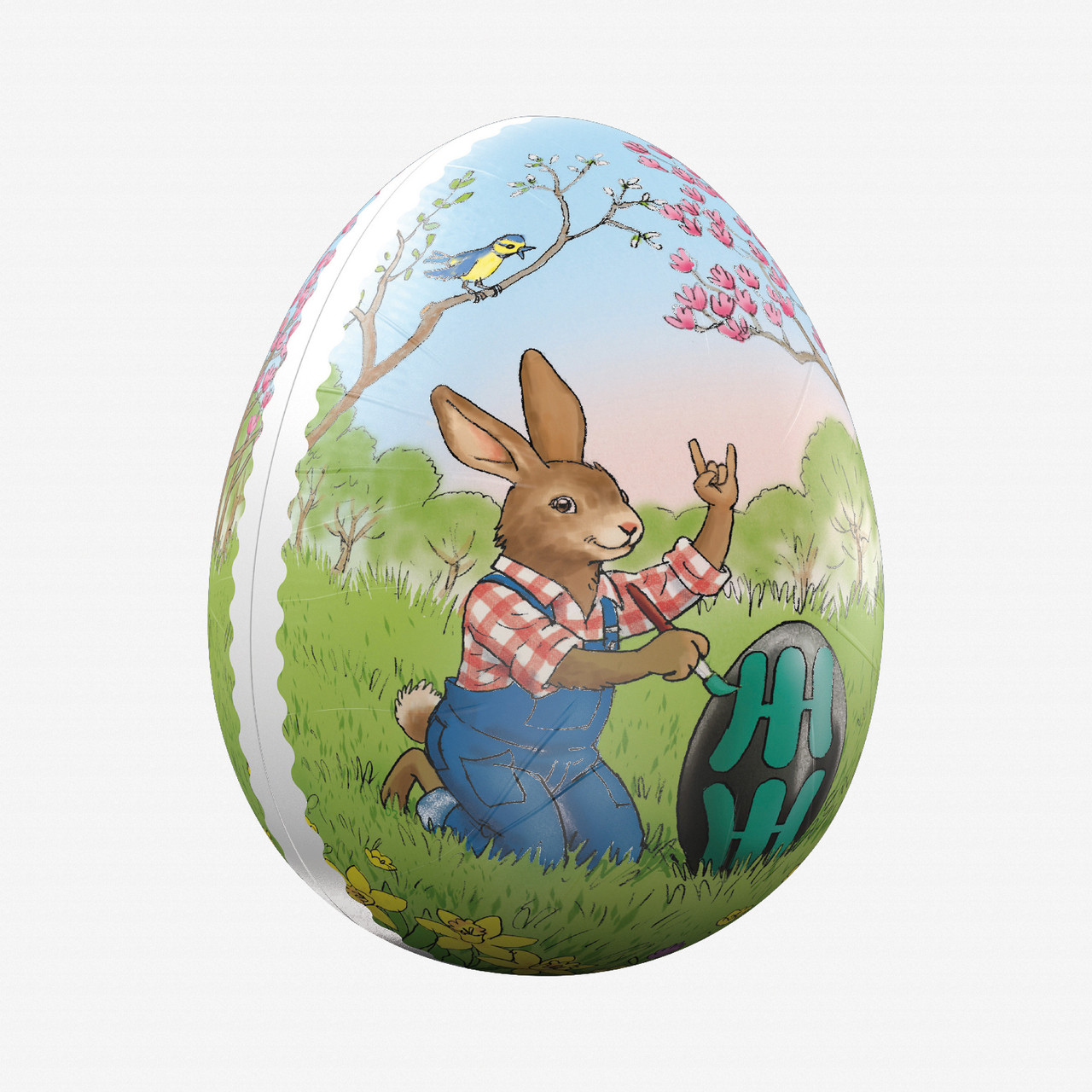Wera 124210 Easter Egg, Painted Bunny - KC Tool