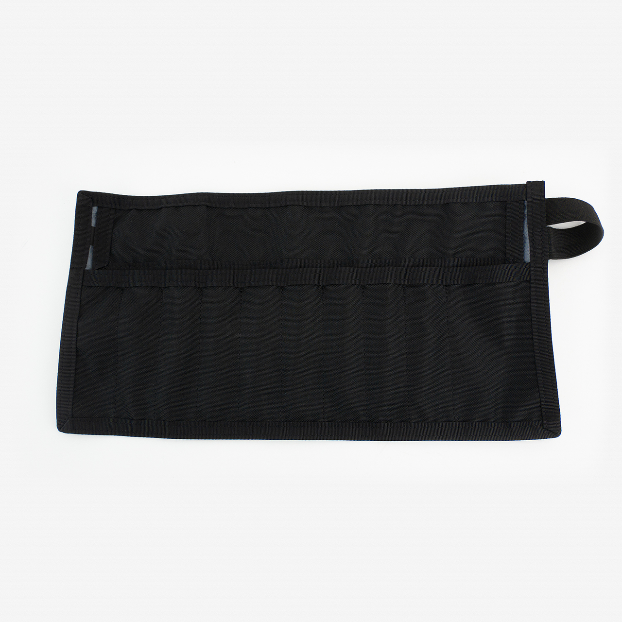 Wiha 91459 Precision Rollup Pouch with Clasp, Black - KC Tool