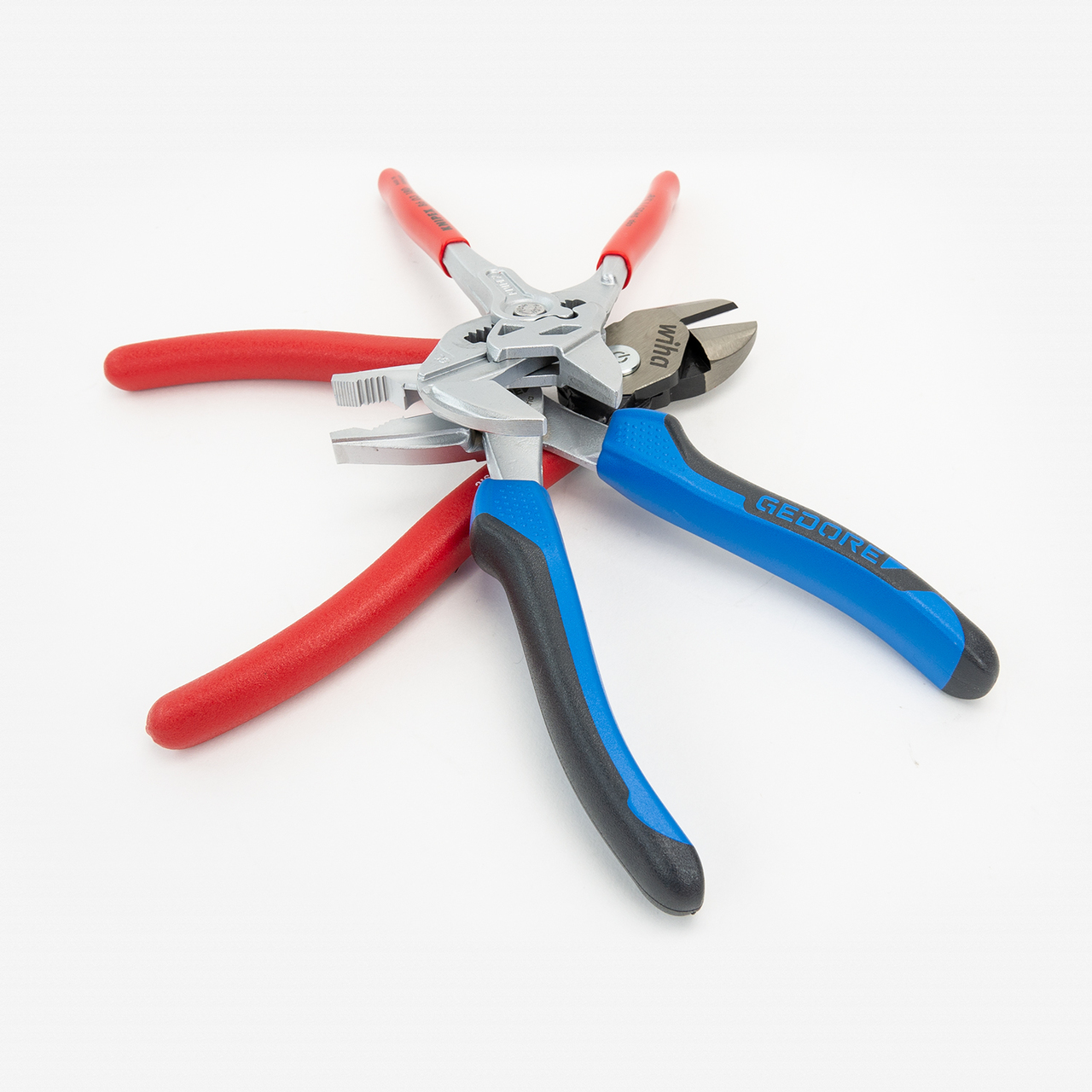Kyle's Do It All Pliers Set - KC Tool