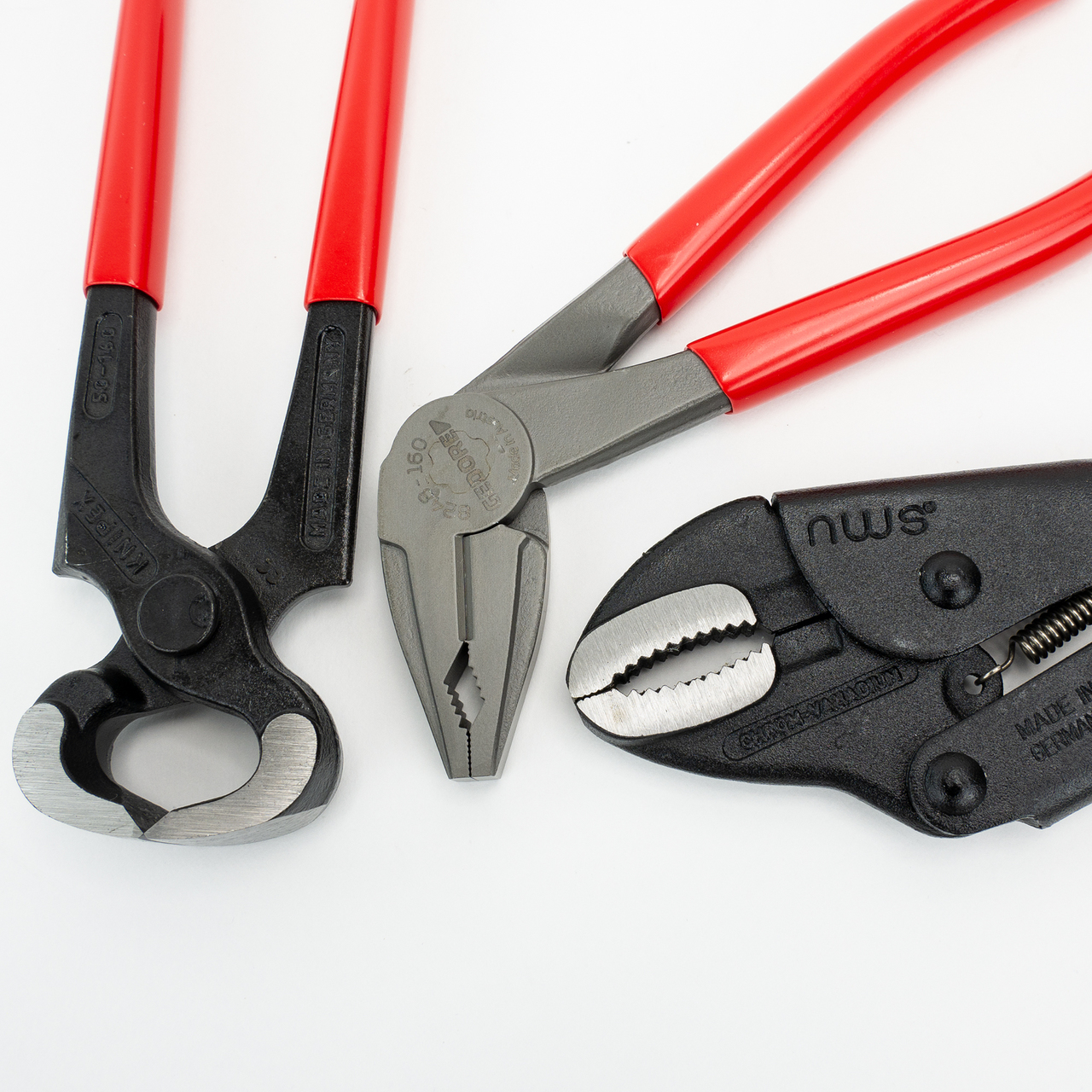 Ice's Carpenters Pliers Set - KC Tool