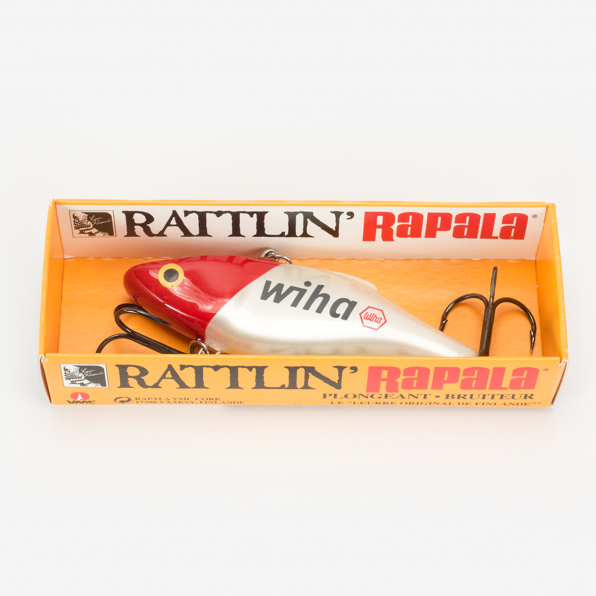 Wiha 91565 Rattlin' Rapala Fishing Lure - Limited Edition - KC Tool