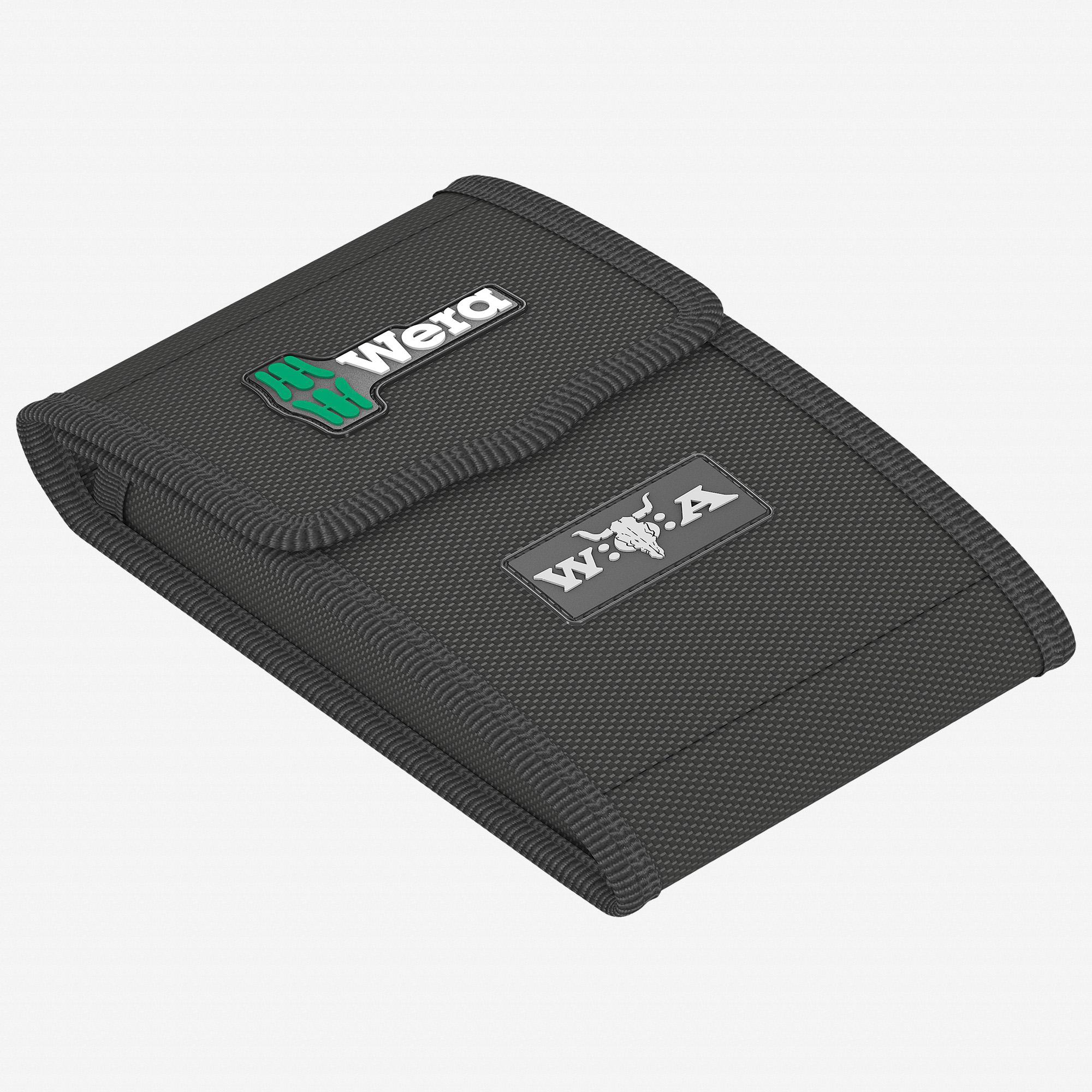Wera 134004 Wacken Set 1, 17 Pieces - KC Tool
