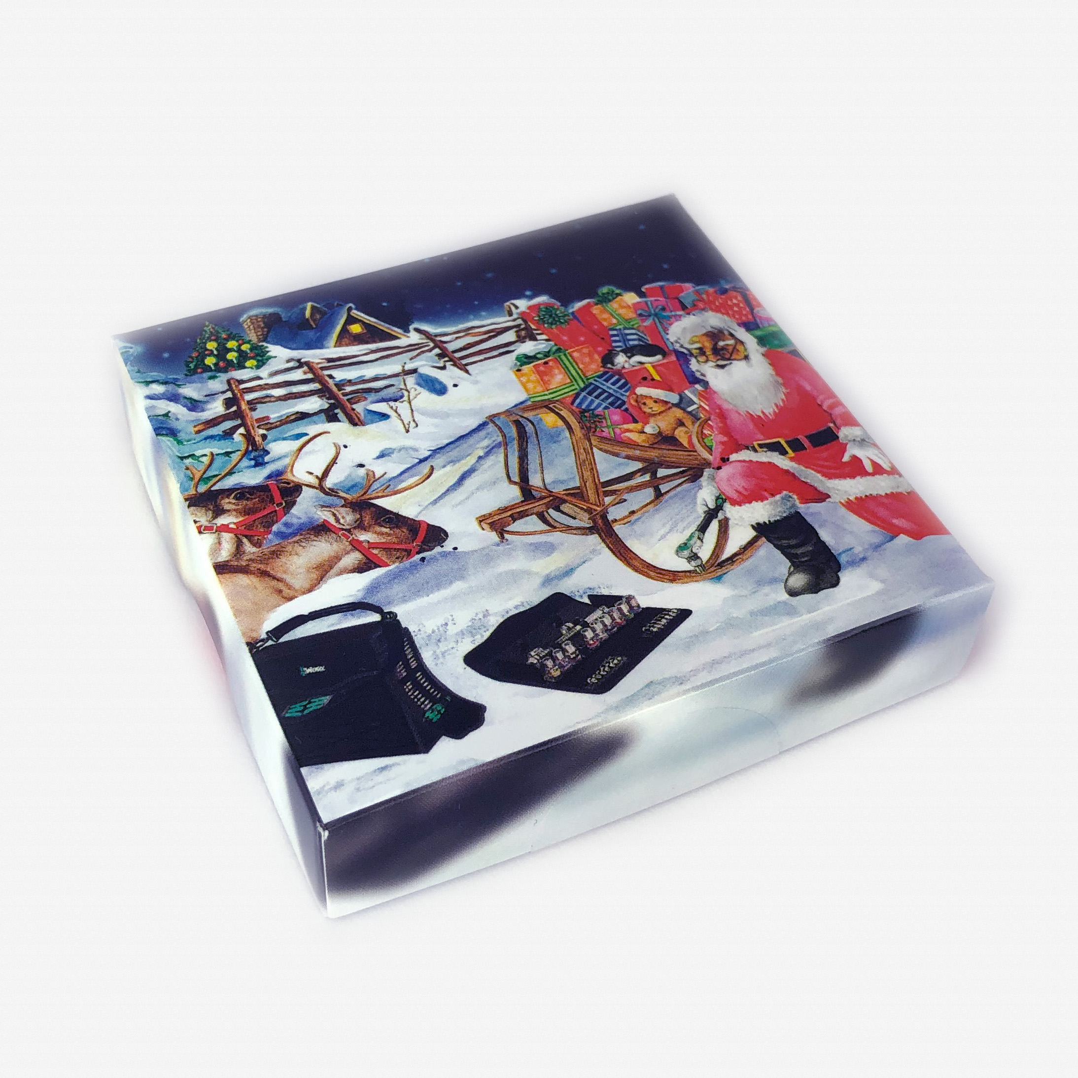 Wera 134904 Bit-Check Christmas 2019 Set - KC Tool