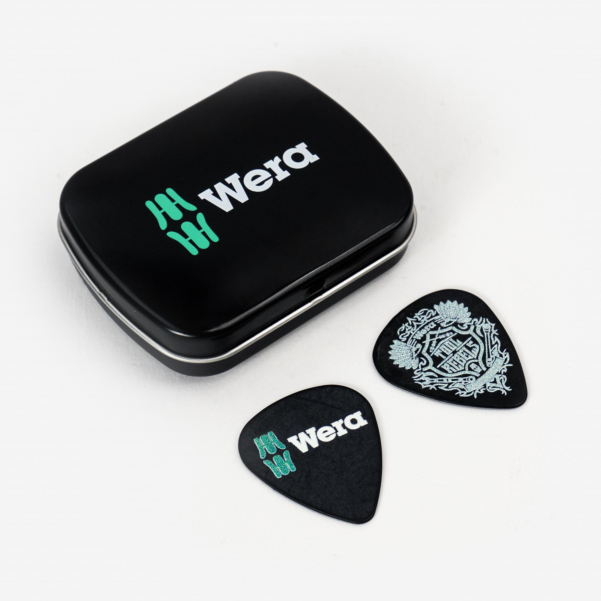 Wera 134015 Guitar Maintenance Tool Kit, 23 Pieces - KC Tool