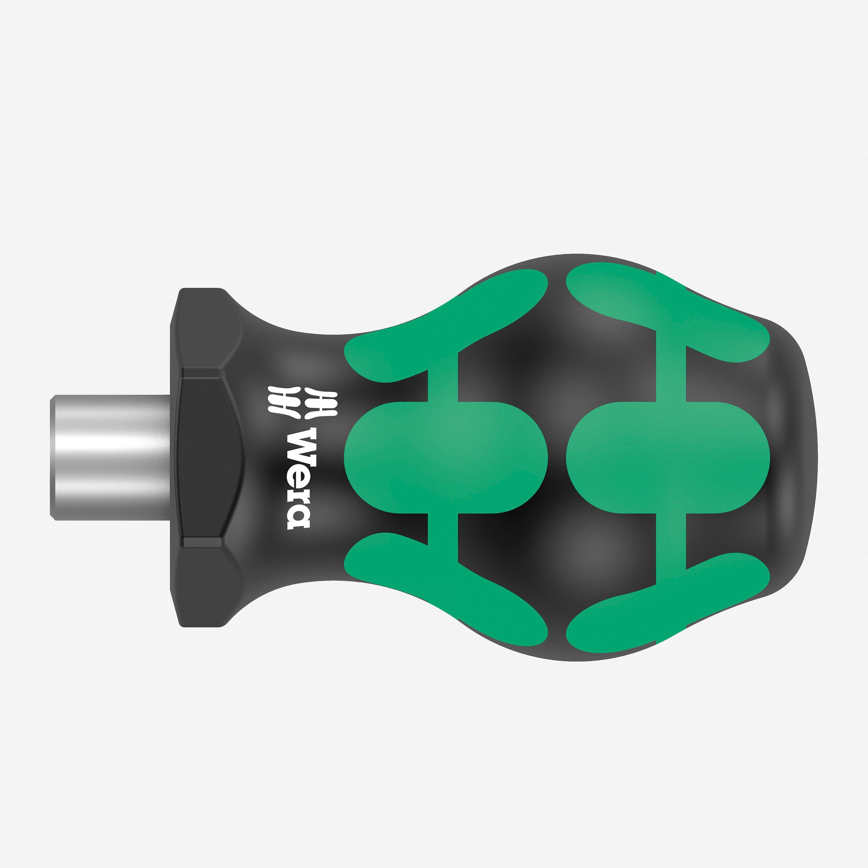 "Wera 008880 Stubby 1/4"" Bit Holder with Magnet"