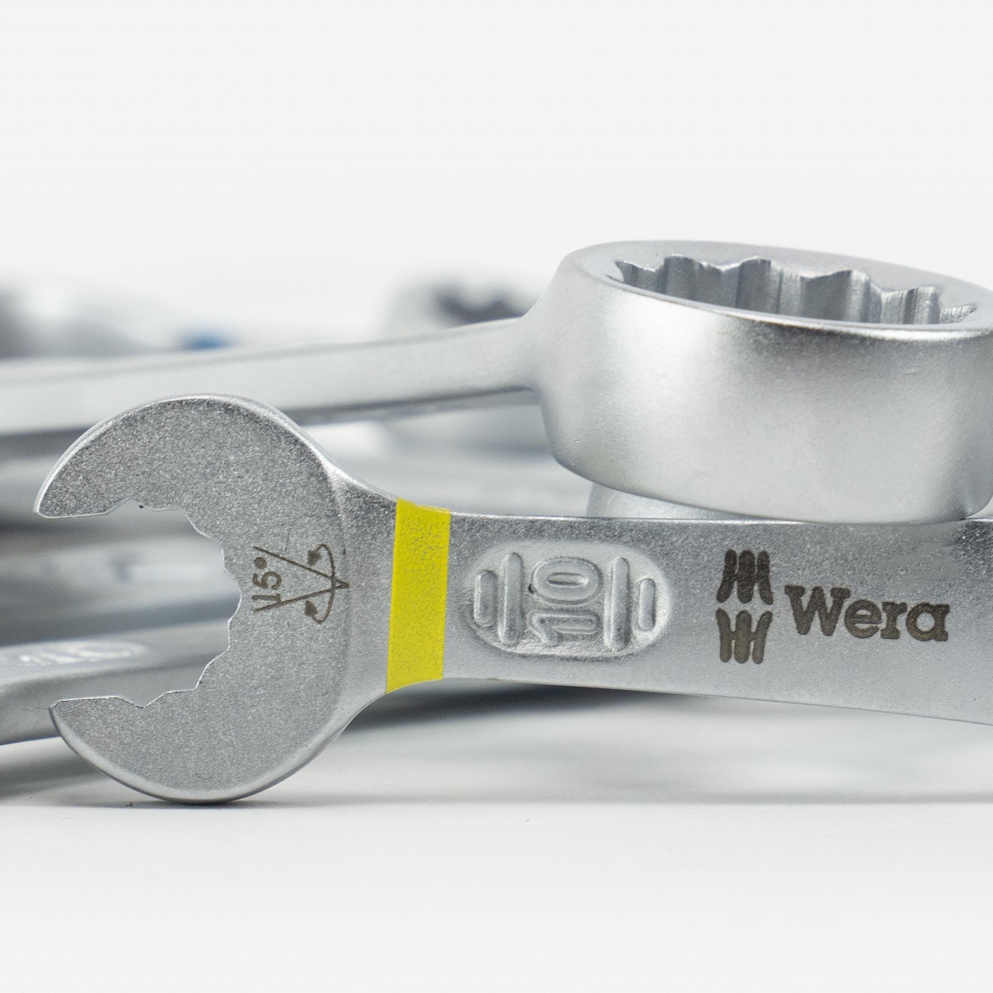 Wera 020231 Joker Combination Metric Wench Set, 11 Pieces (WR020231) - KC Tool