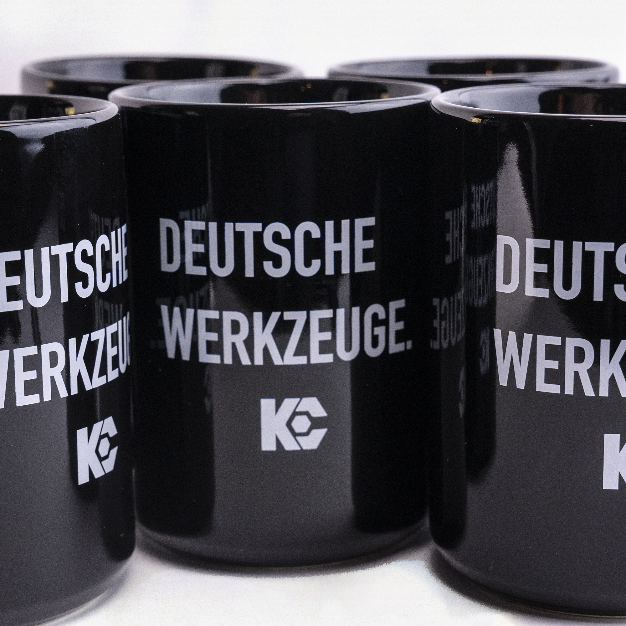 "KC Tool ""Deutsche Werkzeuge"" Coffee Mug - KC Tool"