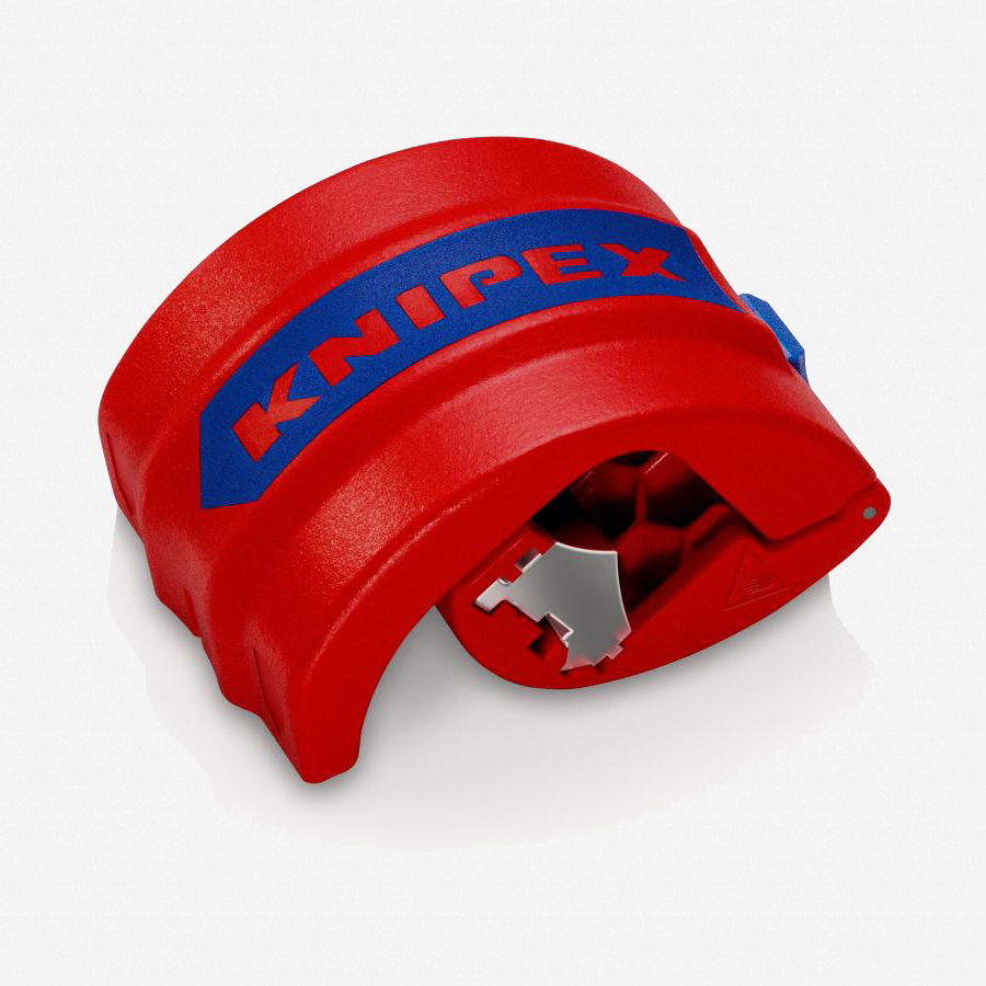 Knipex 90-22-10 BiX Cutters for Plastic Pipe/Sealing Sleeves - KC Tool