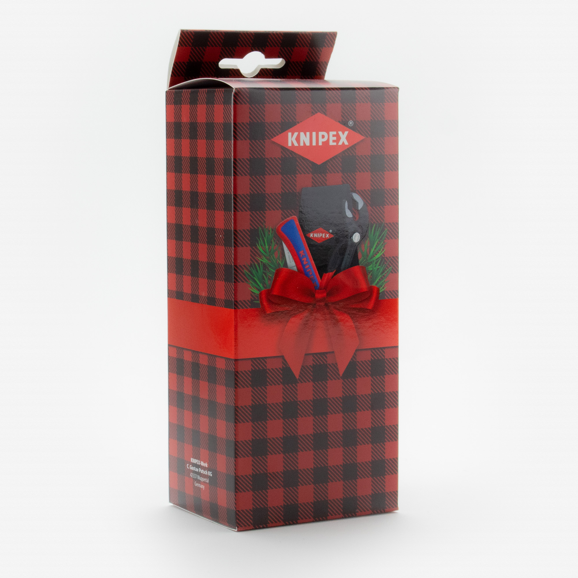 Knipex 00-20-72-56-US Cobra + Knife with Belt Pouch, 2021 Limited Edition Holiday Set, 3 Pieces - KC Tool