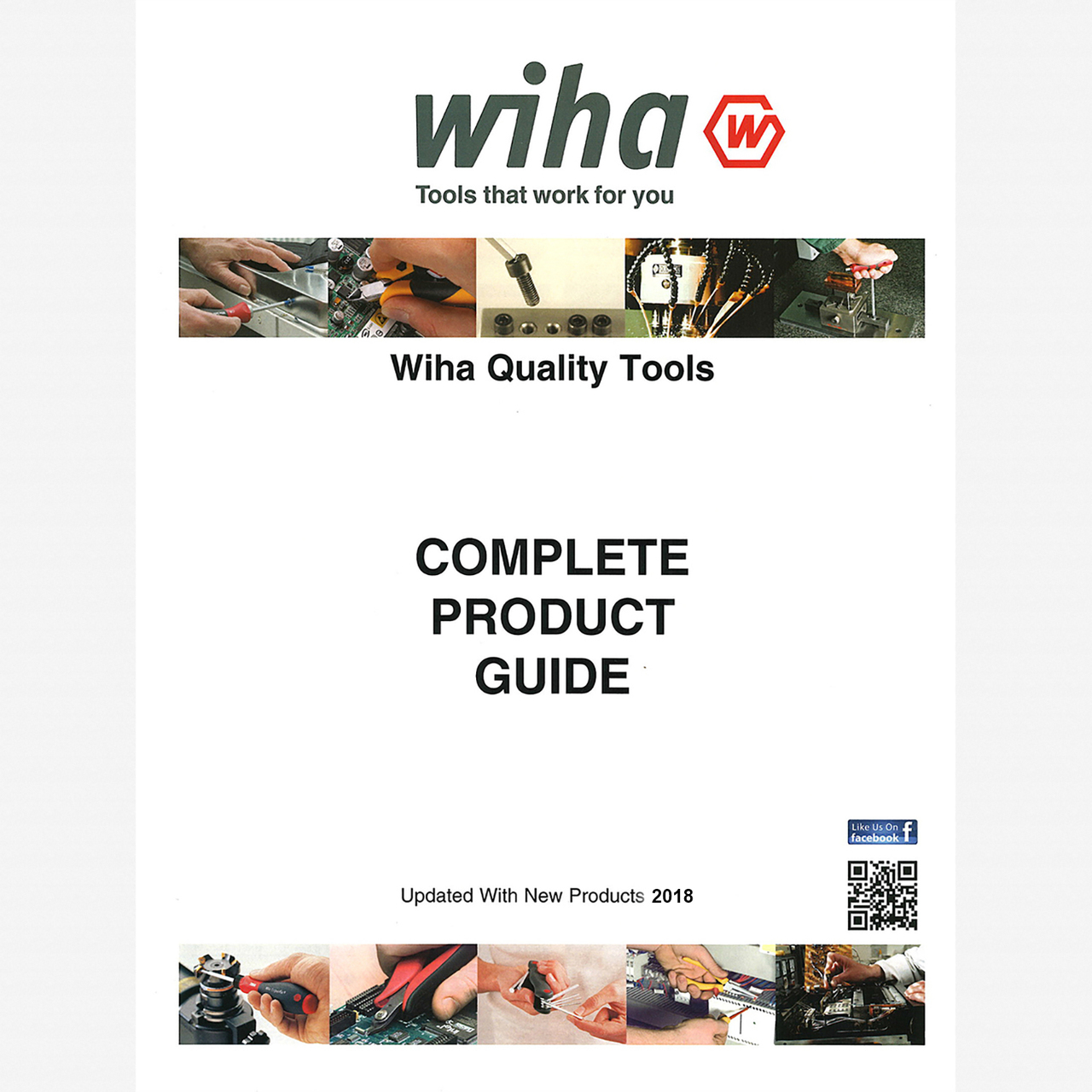 FREE! Wiha Complete Product Guide Catalog - KC Tool