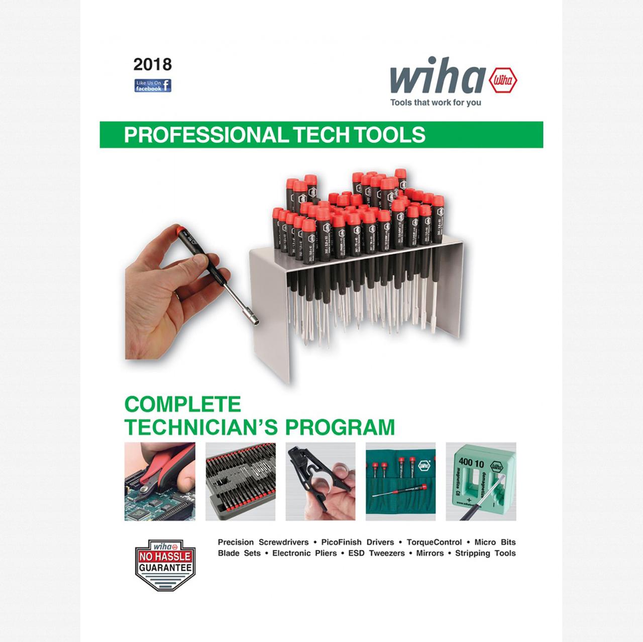 FREE! Wiha Professional Tech Tools Catalog - KC Tool