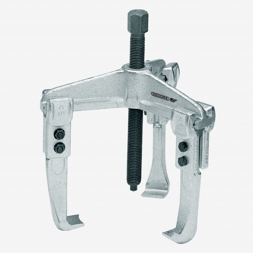 Gedore 1.07/1A Universal puller, 3-arm pattern 130x100 mm - KC Tool