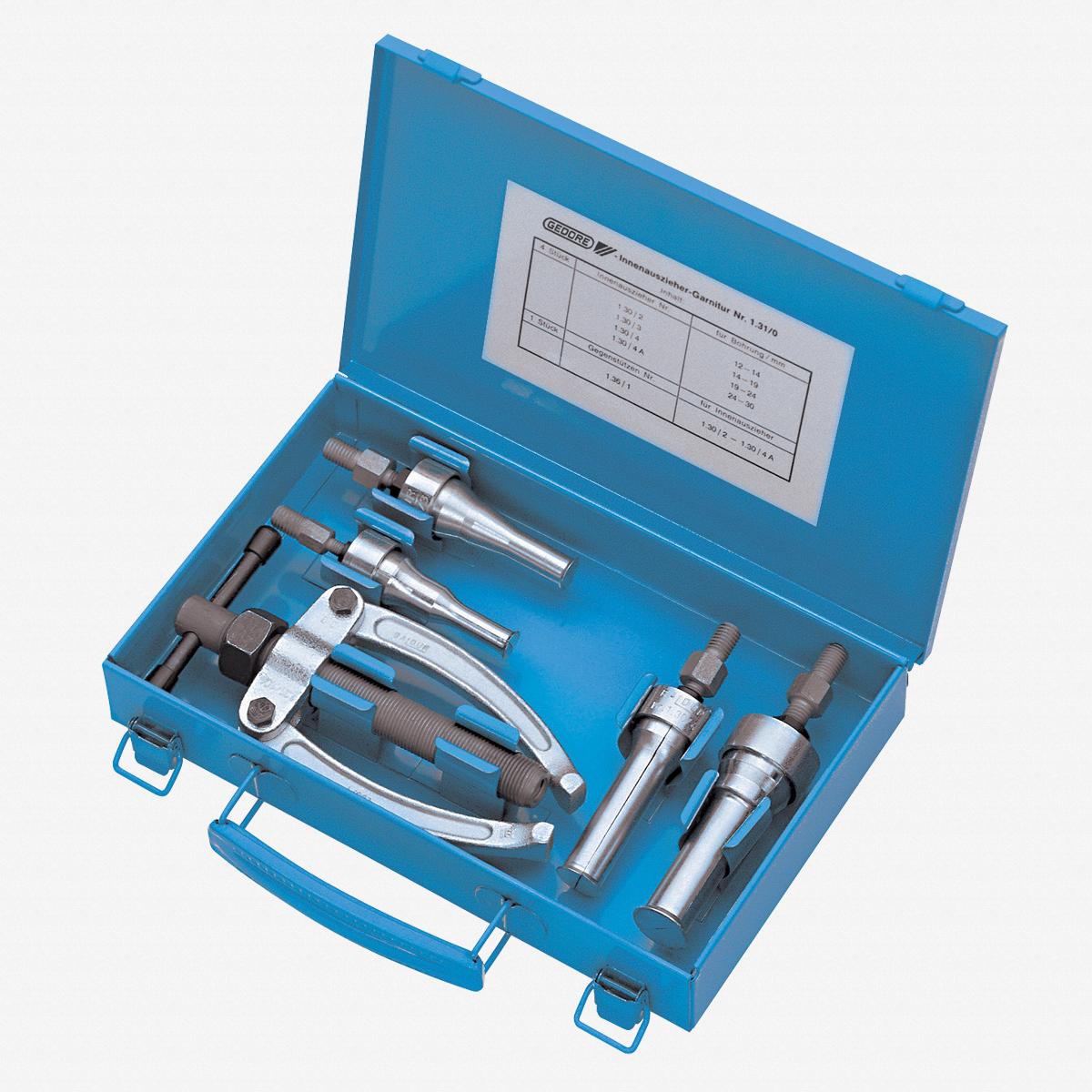 Gedore 1.31/0 Internal extractor set - KC Tool