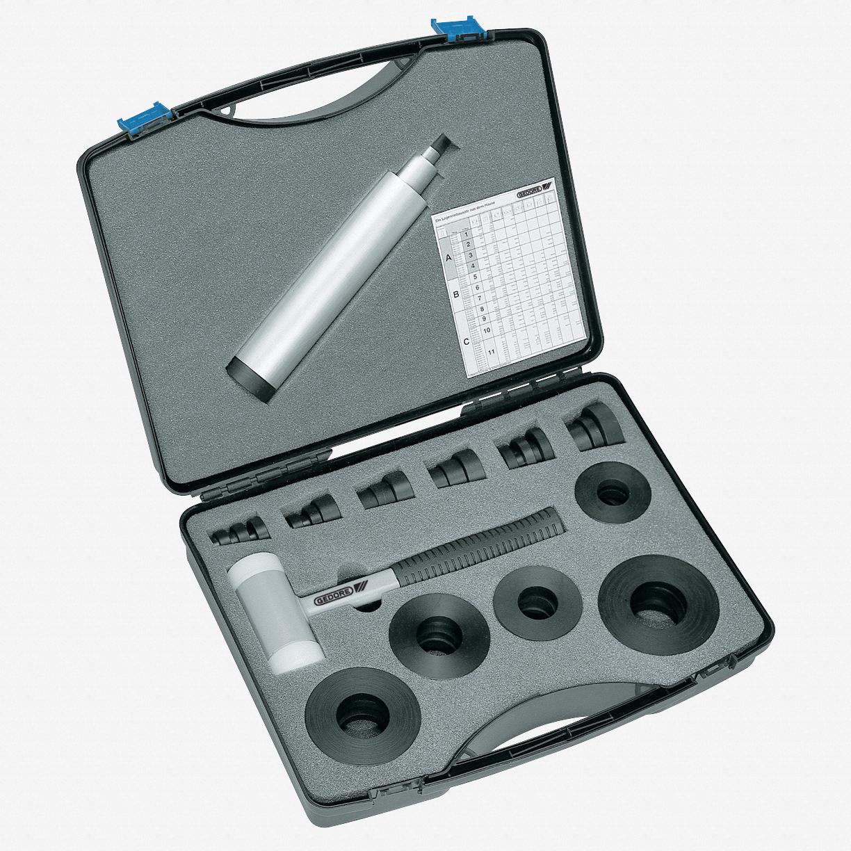 Gedore 1.85/1 Professional plastic bearing installation set - KC Tool