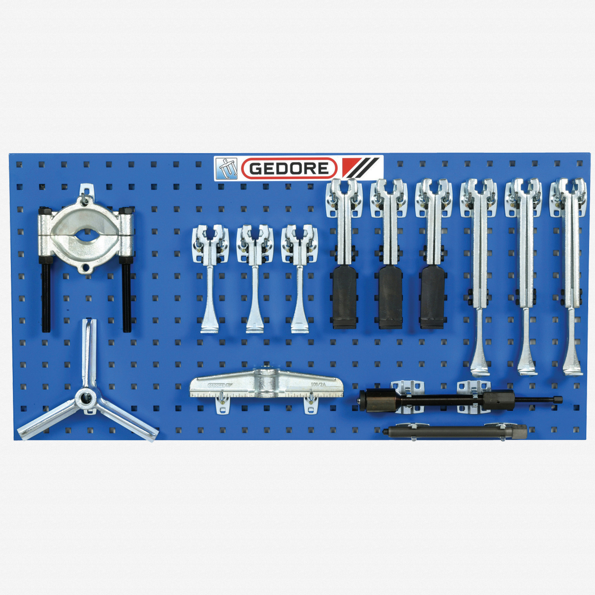 Gedore 2.20 Truck workshop set, Add-on system - KC Tool