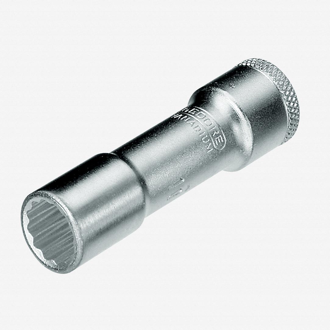 "Gedore D 30 L 11 Socket 3/8"", long 11 mm - KC Tool"