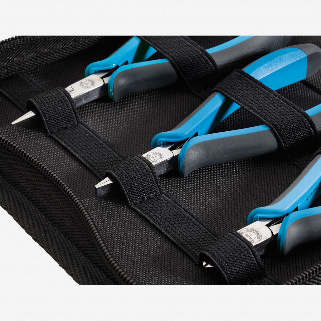 Gedore S 8305 ESD Electronic pliers set, 6 pieces - KC Tool
