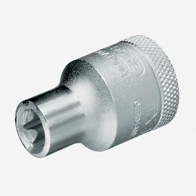 "Gedore TX 19 E24 Socket 1/2"" TORX E24 - KC Tool"