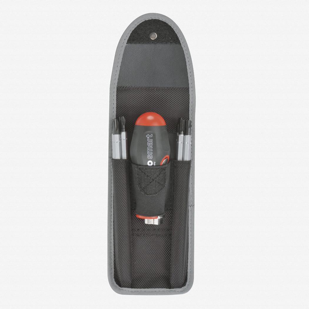Felo 50624 9 piece Smart Belt Pouch Set - Slotted, Phillips, & Torx Tip Blades - KC Tool