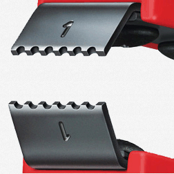 Knipex 15-19-005 1 pair of spare blades for 15-11-120 - 0.5 mm dia - KC Tool