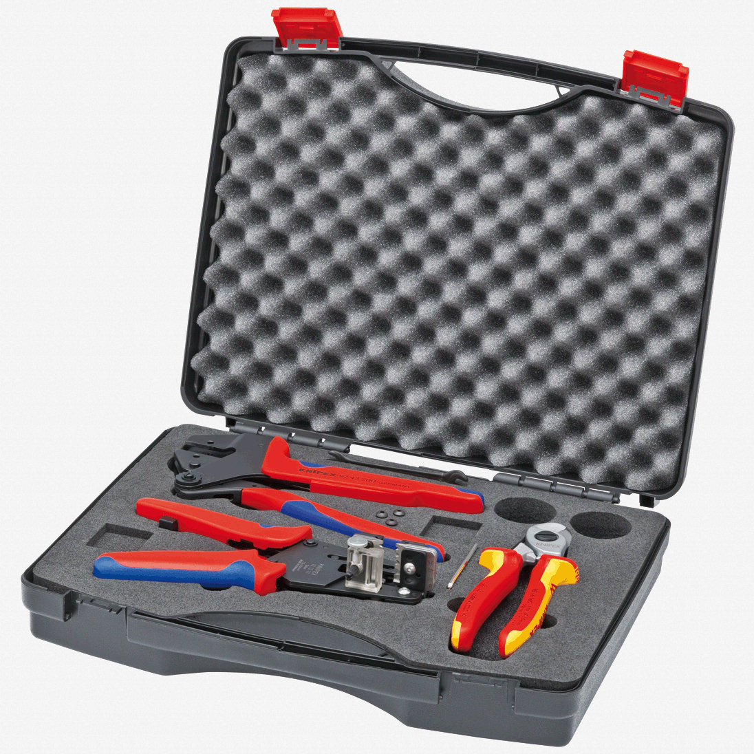 Knipex 97-91-01 Tool Case for Photovoltaics - KC Tool