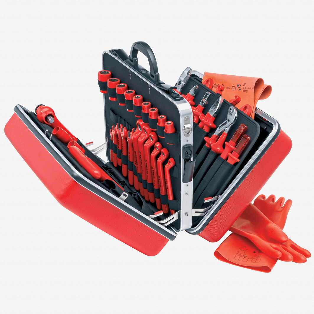 Knipex 98-99-14 48 Piece Insulated Universal Tool Set - KC Tool