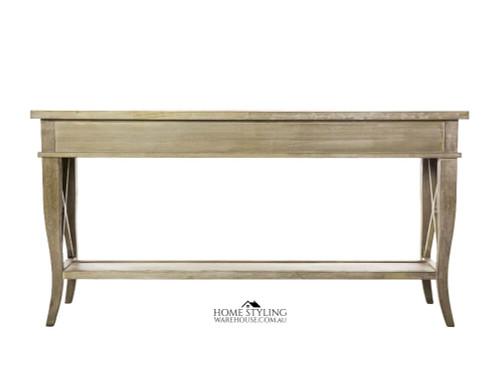 more photos 55096 49c0e Hamptons Style Coastal Console Buffet Hall Sideboard Table