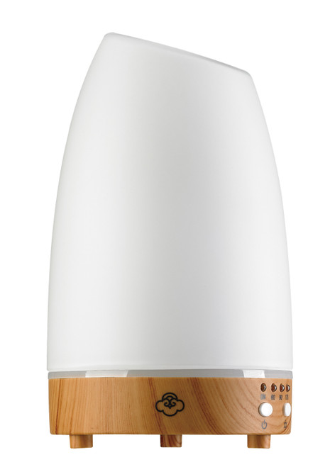 Astro White 90 Glass Ultrasonic Aroma Diffuser