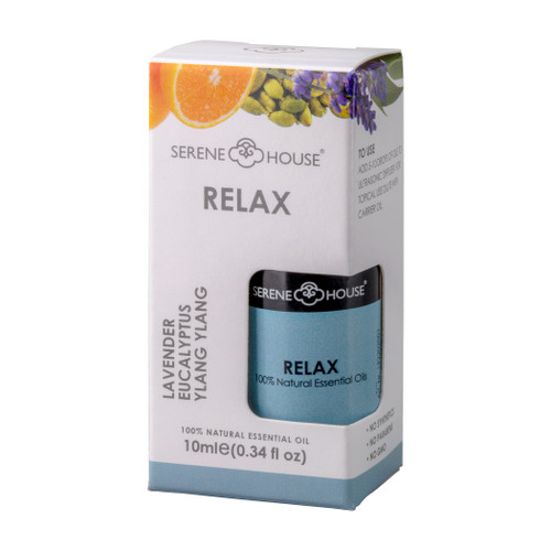 Relax 100% Natural Essential Oil 10ml