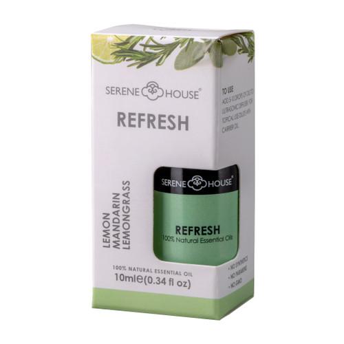 Refresh 100% Natural Essential Oil 10ml
