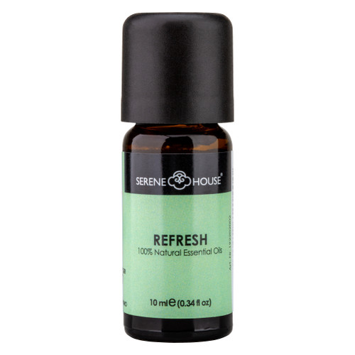 Refresh 100% Natural Essential Oil 10ml