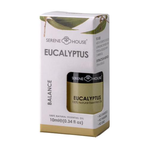Eucalyptus 100% Natural Pure Essential Oil 10ml